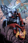 Grimm Fairy Tales Red Agent Human Order #9 (Cover B - Diaz)