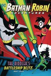 Batman & Robin Adv Yr TPB Riddlers Battleship Blitz