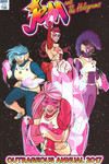 Jem & The Holograms Annual 2017 (Subscription Variant)