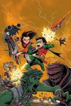 Teen Titans #3 (Burnham Variant Cover Edition)