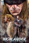 Highlander American Dream #5 (of 5) (Subscription Variant)