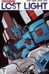 Transformers Lost Light #7 (Retailer 10 Copy Incentive Variant Cover Edition)