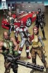 Hasbro Heroes Sourcebook #2 (of 3) (Subscription Variant)