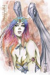 All New Soulfire #4 (Retailer 12 Copy Incentive Variant Cover Edition)