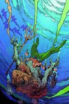 Aquaman #35 (Monsters Variant Cover Edition)