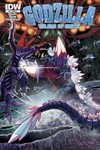 Godzilla Rulers Of The Earth #17 (Subscription Variant)