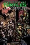 Teenage Mutant Ninja Turtles Ghostbusters Deluxe Ed HC