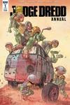 Judge Dredd Annual #1 (Subscription Variant)