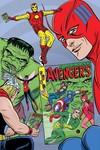 Avengers #4.1 (Allred Variant Cover Edition)