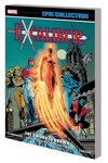 Excalibur Epic Collection TPB Sword Is Drawn