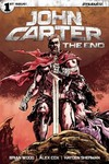 John Carter The End #1 (Cover D - Hardman)