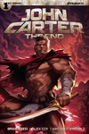 John Carter The End #1 (Cover E - Tan Subscription Variant)