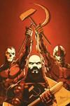 Divinity III Shadowman #1 (Cover C - Bernard)