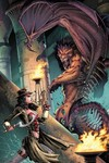 Grimm Fairy Tales Van Helsing vs. The Mummy of Amun Ra #2 (of 5) (Cover B - Metcalf)