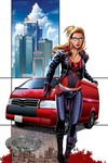 Grimm Fairy Tales Robyn Hood I Love NY #9 (of 12) (Cover C - Otero)