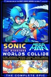 Sonic Mega Man Worlds Collide Complete Epic TPB (Previews Exclusive Edition)