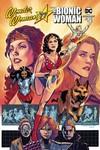 Wonder Woman 77 Bionic Woman #5 (of 6) (Cover B - Jimenez)