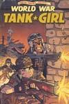 Tank Girl World War Tank Girl #3 (of 4) (Cover A - Parson)