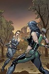 Grimm Fairy Tales Robyn Hood I Love Ny #11 (of 12) (Cover B - Rosete)