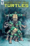 Teenage Mutant Ninja Turtles #73 (Retailer 10 Copy Incentive Variant Cover Edition)