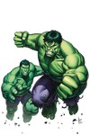 Generations Banner Hulk & Totally Awesome Hulk #1 (Keown Variant Cover Edition)