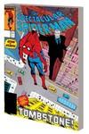Spider-Man TPB Vol. 01 Tombstone
