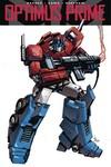 Transformers Optimus Prime TPB Vol. 01