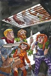 Scooby Apocalypse #15 (Thompson Variant Cover Edition)