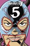 Infinite Seven #5 (Cover C - Dwonch)