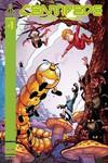 Centipede #1 (Cover C - Schkade Homage)
