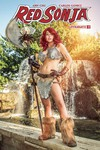 Red Sonja #7 (Cover D - Cosplay)