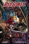 Red Sonja Worlds Away TPB Vol. 01