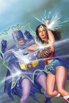 Batman 66 Meets Wonder Woman 77 #1 (of 6) (Ross Variant Cover Edition)
