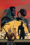 Black Panther #10 (Rivera Connecting F Variant Cover Edition)