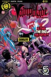 Vampblade #12 (Cover B - Winston Young Risque)
