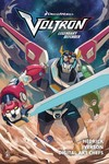 Voltron Legendary Defender TPB Vol. 01