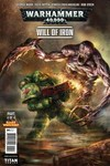 Warhammer 40000 #4 (Will Of Iron Part 4 of 4) (Cover A - Percival)