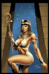 Grimm Fairy Tales Van Helsing vs. The Mummy of Amun Ra #1 (of 5) (Cover C - Rei)