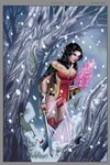 Grimm Fairy Tales #2 (Cover A - Johnson)