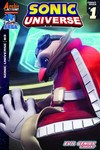 Sonic Universe #83 (Variant Cover B - Rafa Knight)