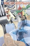 Micronauts #8 (Retailer 10 Copy Incentive Variant Cover Edition)