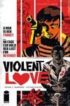 Violent Love #2 (Cover B - Santos)
