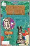 Enchanted Tiki Room #3 (of 5) (Christopher Action Figure Variant Cover Edition)
