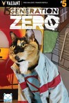 Generation Zero #5 (Cover C - Cat Cosplay Variant)
