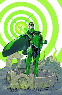 Convergence Green Lantern Parallax #1
