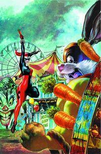 Convergence Harley Quinn #2
