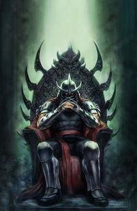 Teenage Mutant Ninja Turtles Villain Microseries #8 Shredder