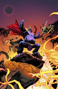 Forever Evil Rogues Rebellion #6 (of 6)