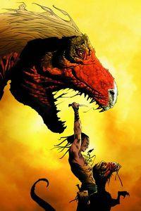 Turok Dinosaur Hunter #2 (Subscription Variant)