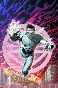Green Lantern New Guardians #40